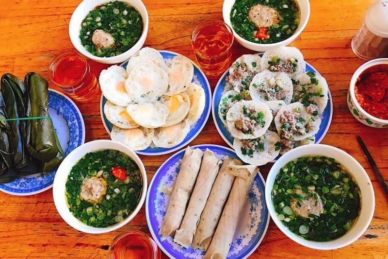 5 quán bán đồ ăn sáng cực ngon ở Nha Trang