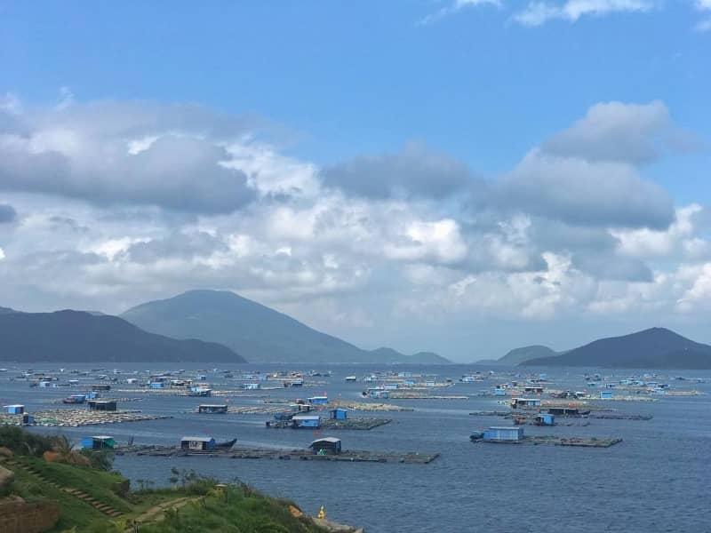 Bãi Xuân Đừng trên Vịnh Vân Phong