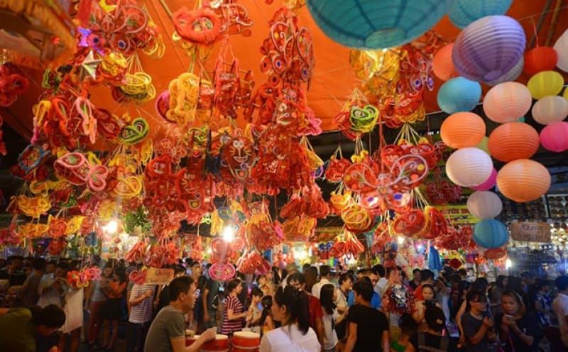 Các điểm vui chơi trung thu tại thành phố Nha Trang