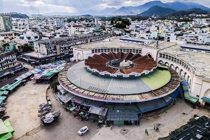 Câu chuyện về ba khu Chợ ở Nha Trang