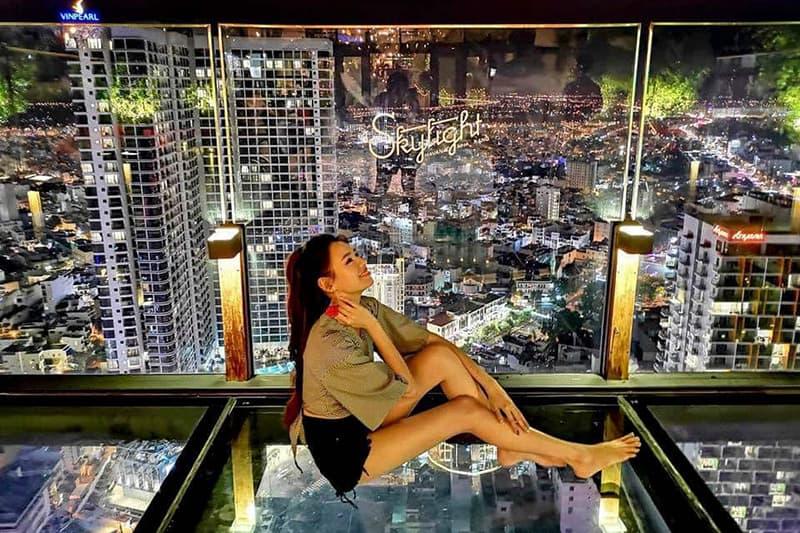 6 địa điểm ăn uống giải trí trên tầng thượng tại Nha Trang