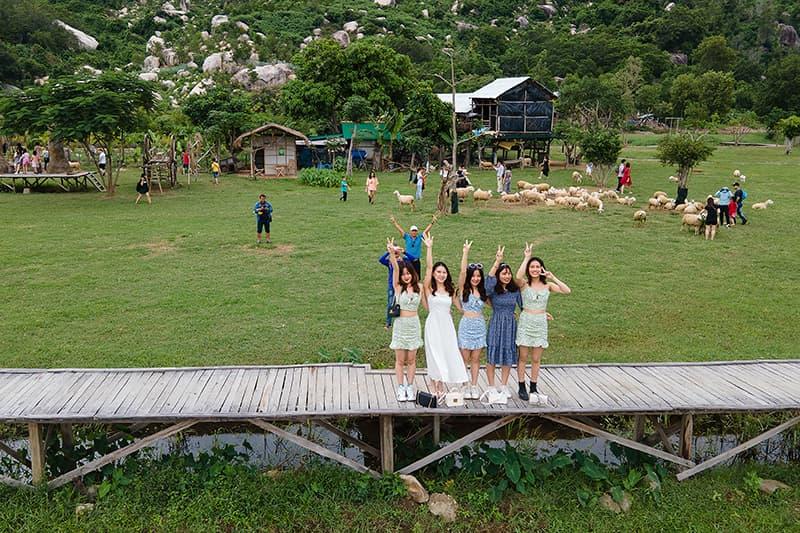 Check-in Đồng Cừu hot nhất Nha Trang