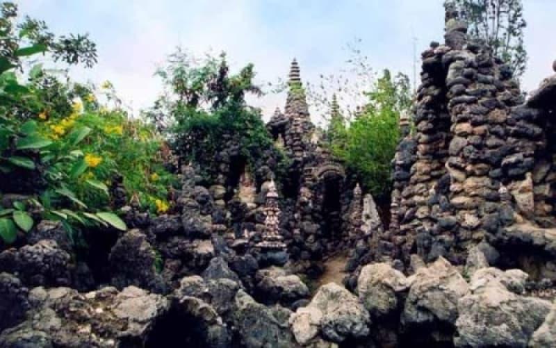 Chùa Ốc độc nhất vô nhị ở Việt Nam