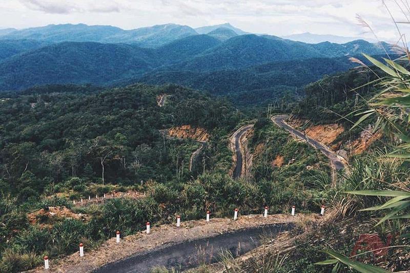 cắm trại Nha Trang đường lên núi Hòn Bà