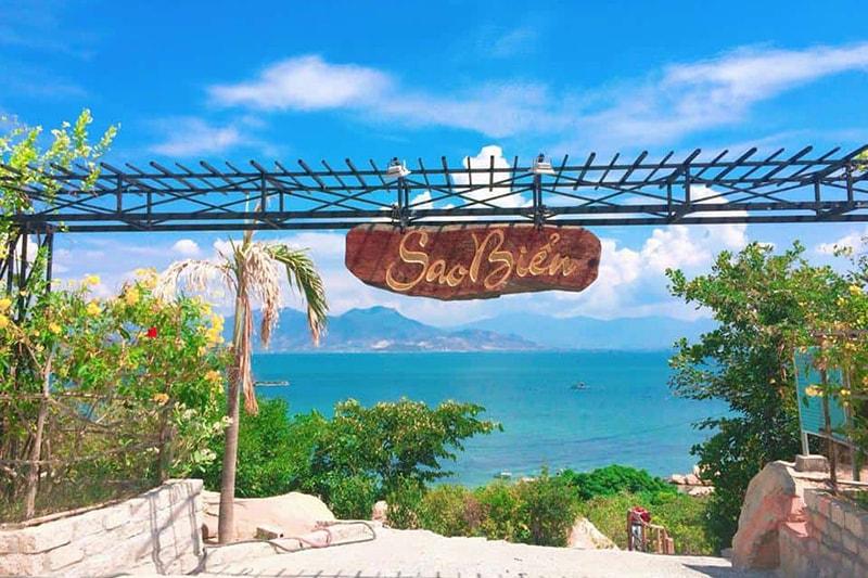 cắm trại Nha Trang resort Sao Biển