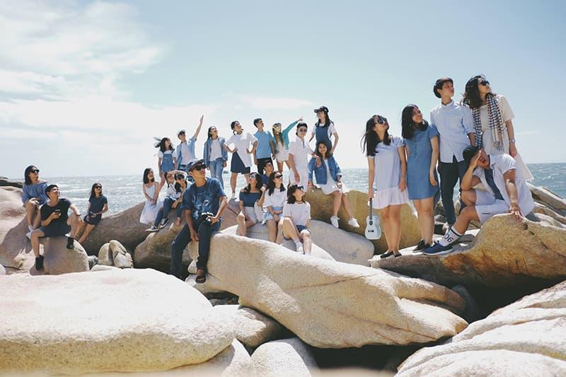 Địa điểm chụp hình kỷ yếu đẹp ở Nha Trang