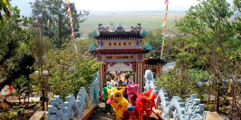 Khám phá những di tích văn hoá của Nha Trang