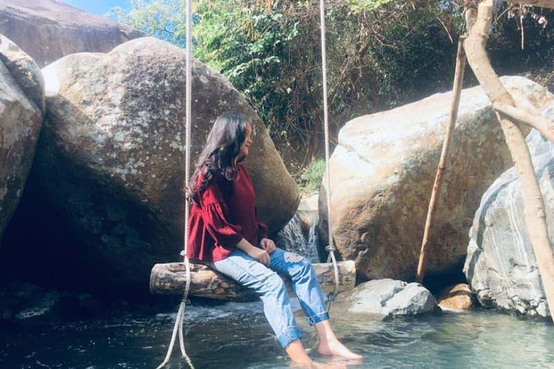 Khu du lịch sinh thái Làng Mơ