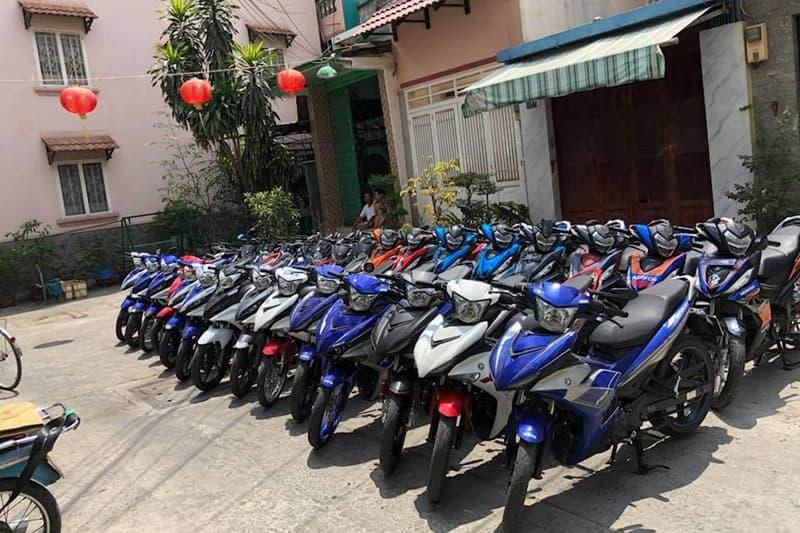 Kinh nghiệm thuê xe máy du lịch Nha Trang