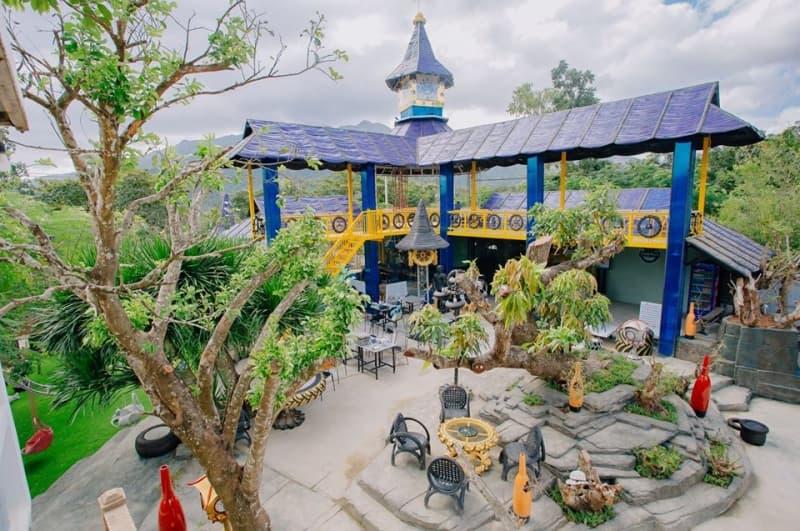 Lạc vào xứ cổ tích với Công viên Lốp Xe có 1-0-2 tại Nha Trang