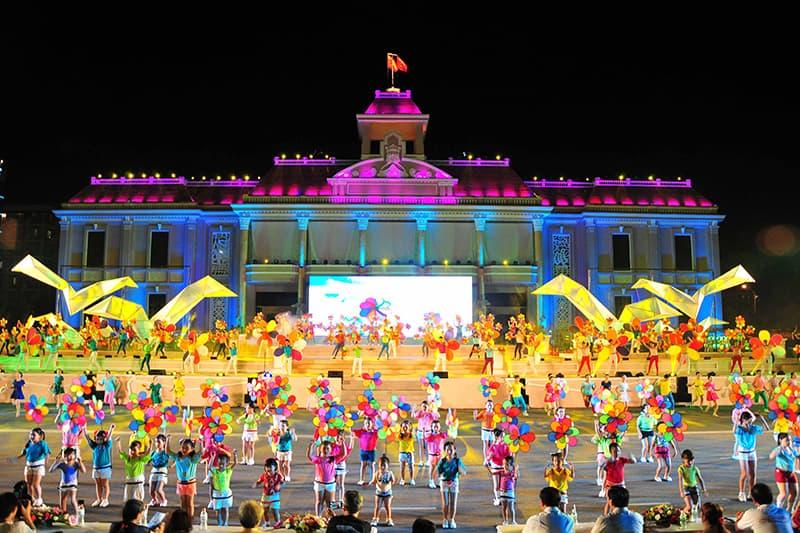 Lịch trình diễn Festival biển Nha Trang 2019
