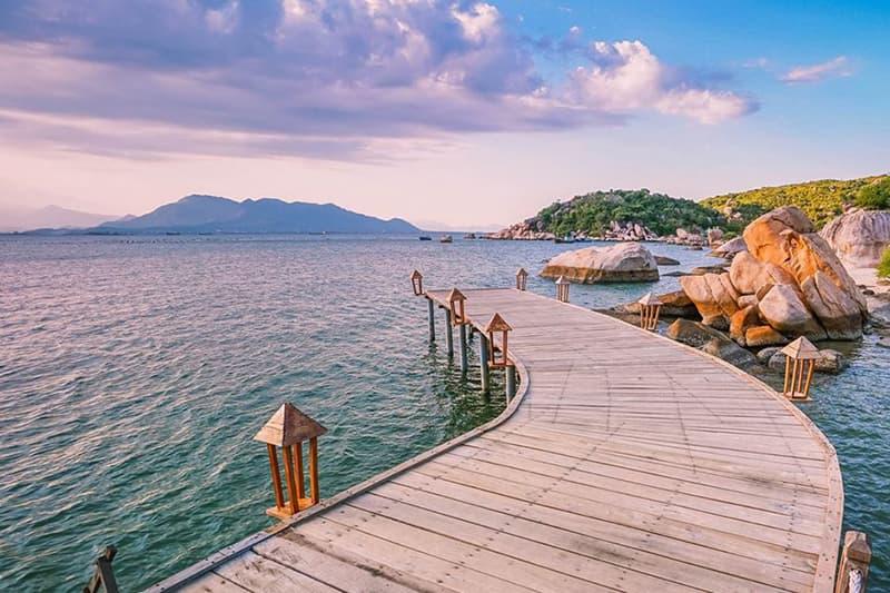 Nha Trang và những điểm du lịch theo nhóm cho phép cắm trại