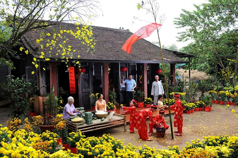 Những nét văn hóa Tết đặc sắc của người dân Nha Trang