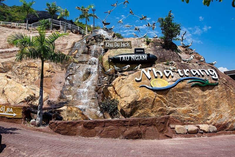 Phá đảo khu du lịch Tàu Ngầm – Điểm đến khiến bao du khách phải say lòng!