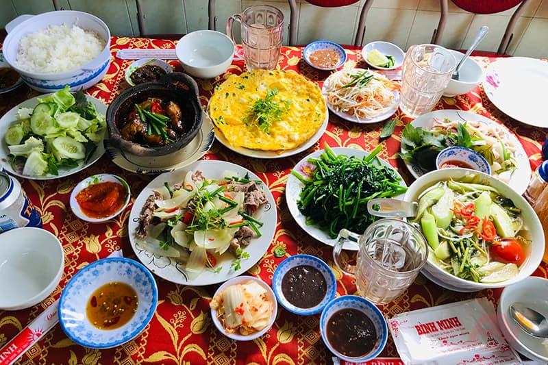 cơm Bình Minh - quán cơm Nha Trang ngon