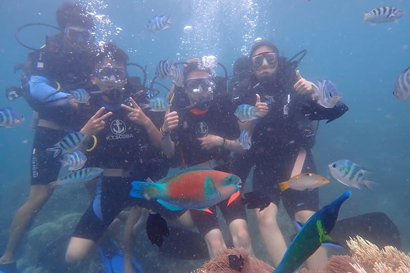 Review ngay những địa điểm lặn đẹp nhất Nha Trang
