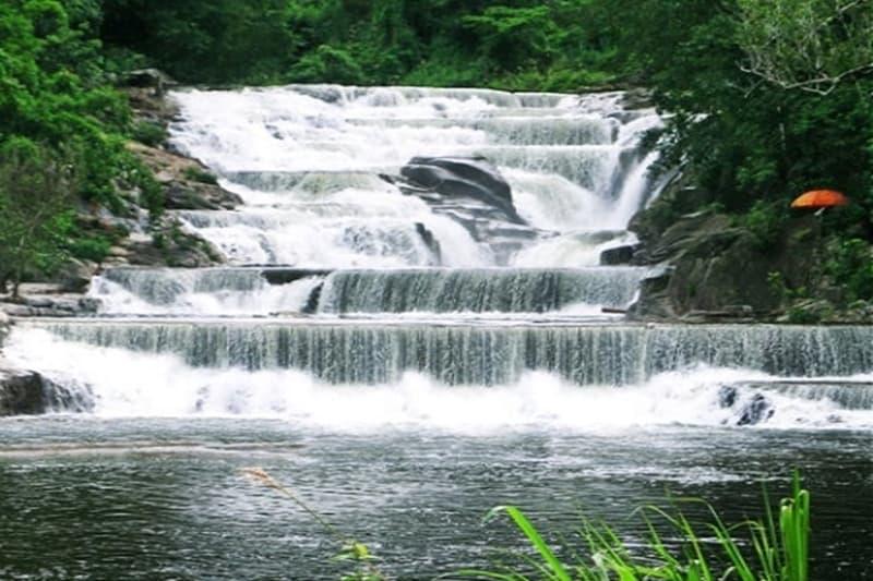 Thác YangBay – Công viên du lịch YangBay