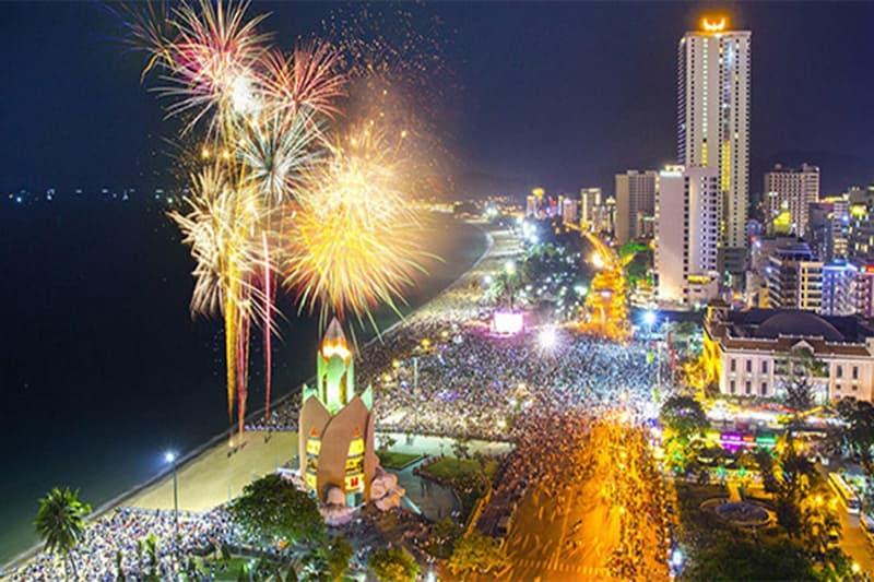 Tổng hợp các sự kiện đón năm mới ở Nha Trang