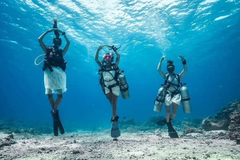 Tổng hợp những kinh nghiệm lặn biển mới nhất 2020