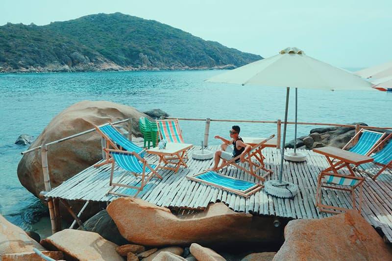 Tổng hợp review khách sạn và homestay ở đảo Bình Ba