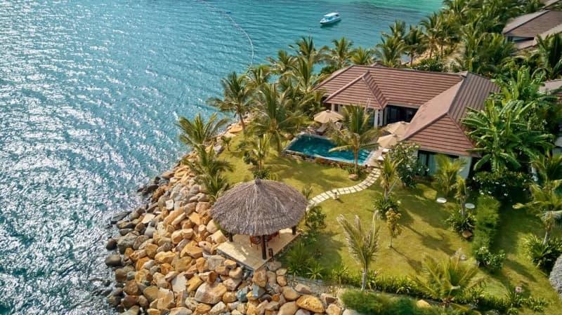 Top 10 resort đẹp nhất Nha Trang