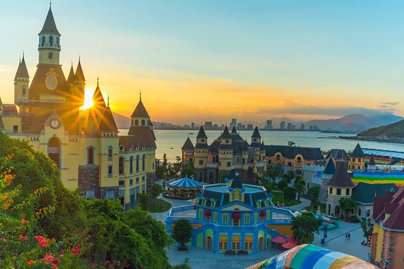 Top 5 công viên giải trí nổi bật tại Nha Trang