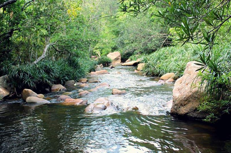 Top những con suối đẹp nên đi khi ghé Nha Trang