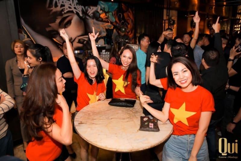 Top những địa điểm xem bóng đá màn hình lớn tại Nha Trang