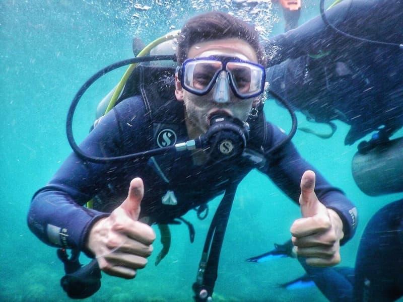Trải nghiệm Tour Lặn biển ngắm san hô bằng bình khí cho người mới biết lặn
