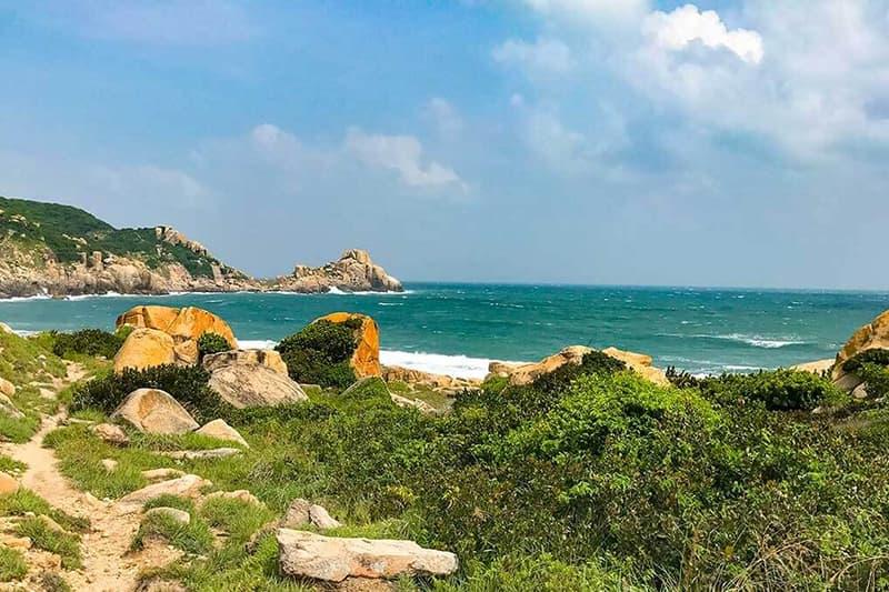 Vịnh Vân Phong - vẻ đẹp kỳ diệu của thiên nhiên