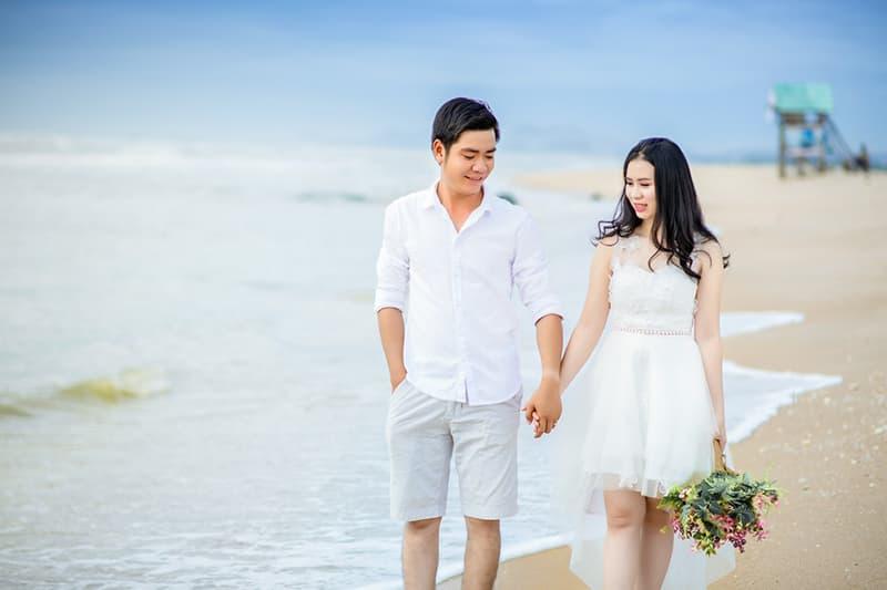 Vừa đi du lịch vừa chụp ảnh cưới tại sao không?