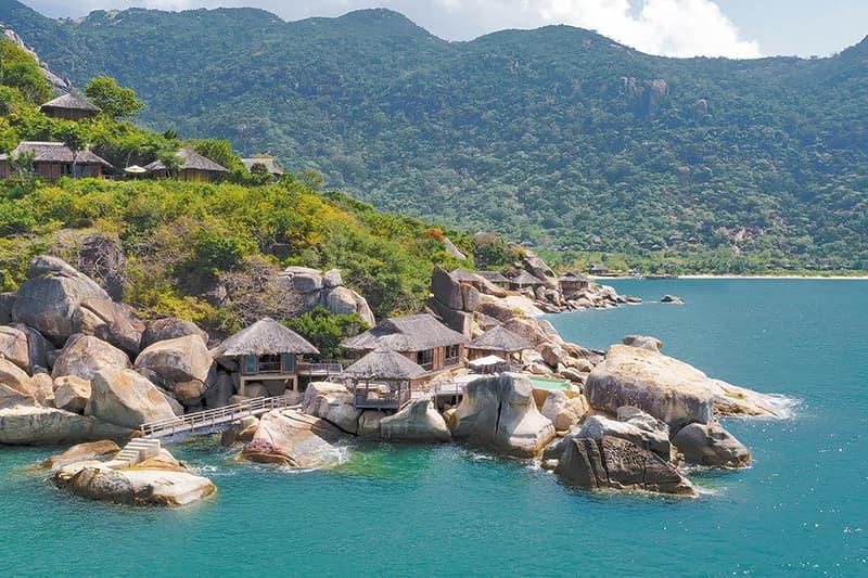 Vũng Ninh Vân, thiên đường nhỏ dành cho các tín đồ yêu biển