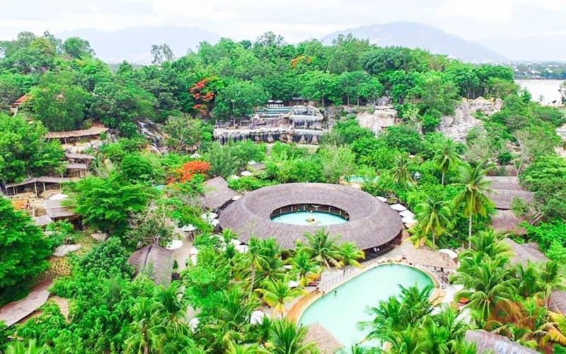 Dịch vụ đặt vé I-resort Nha Trang