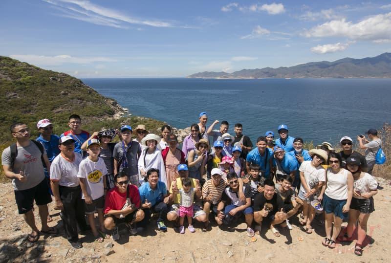 team building Nha Trang - An Nam Tour