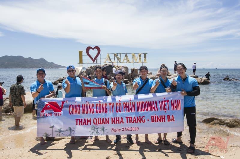team building - An Nam Tour