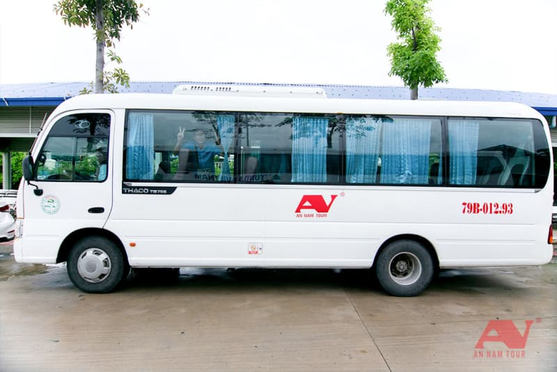 thuê xe Nha Trang An Nam Tour