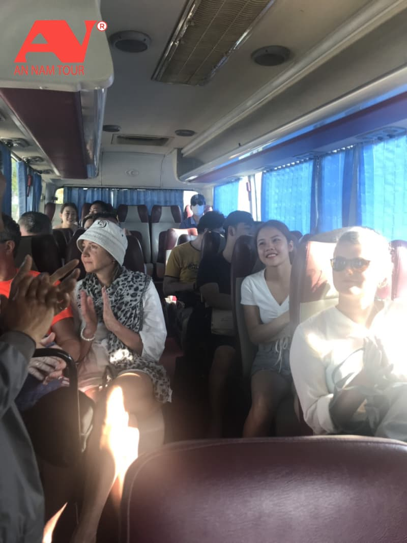 dịch vụ thuê xe Nha Trang An Nam Tour