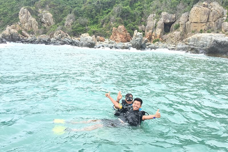 Tour lặn biển Hòn Mun - Ngày 19/01/2021
