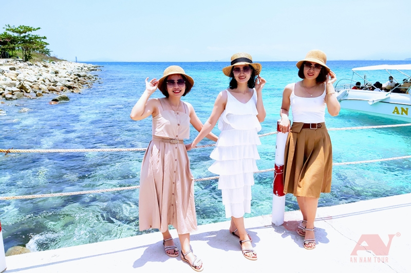 Hòn Mun Tour 3 đảo VIP Nha Trang An Nam Tour