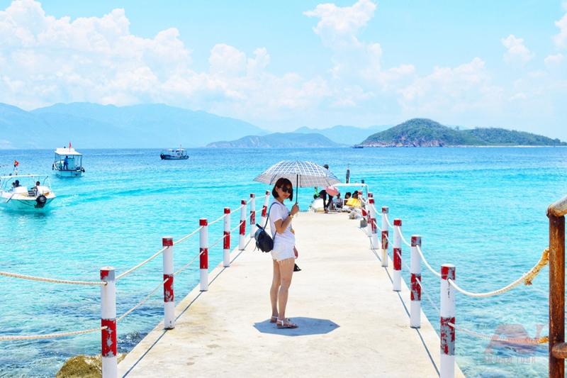 đảo Hòn Mun tour 3 đảo Nha Trang An Nam Tour