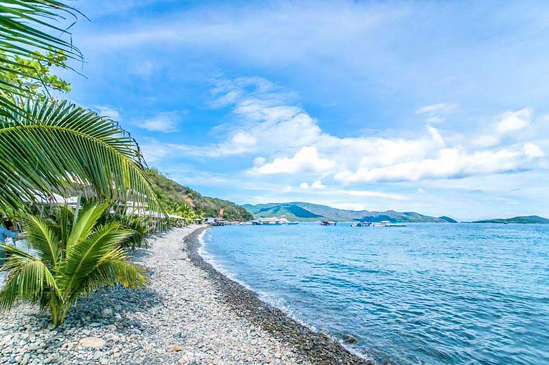Tour 3 đảo (Hòn Mun - Làng Chài - Bãi Tranh)