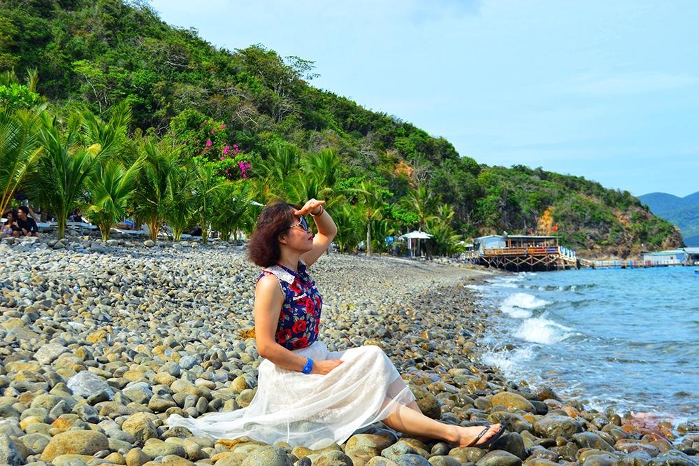 Bãi Tranh Tour 4 đảo Nha Trang An Nam Tour