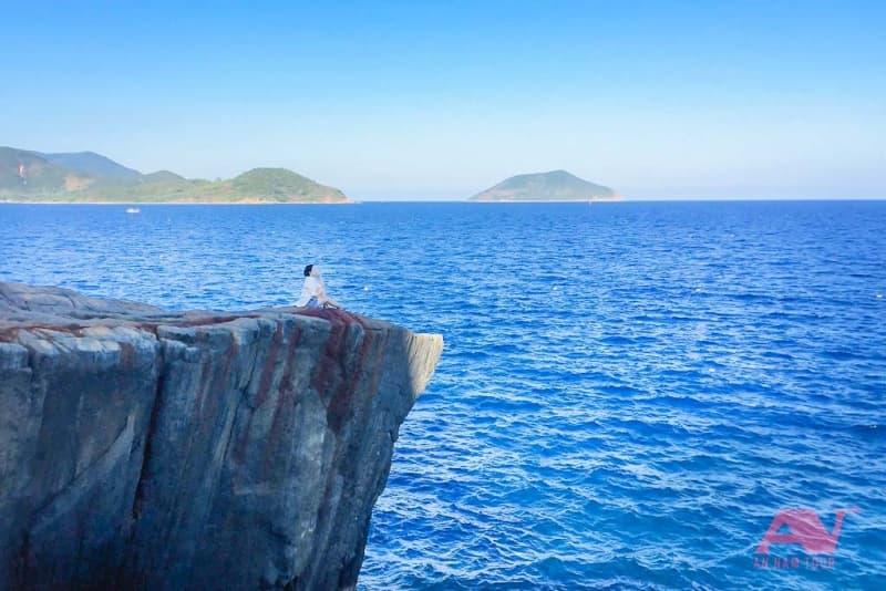Một góc chụp rất đẹp tại đảo