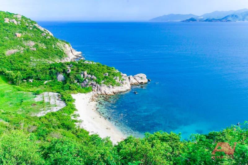 Hòn Rùa đảo Bình Ba