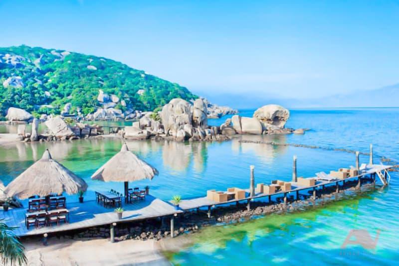 resort Sao Biển Bình Lập