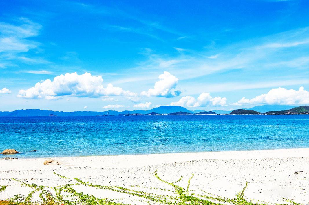 Tour Ninh Vân VIP: Gành Nhảy & I-resort