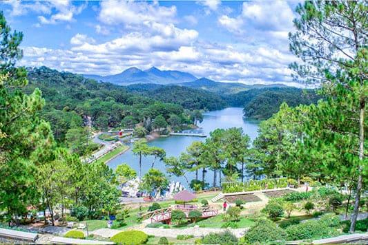 Tour Nha Trang – Đà Lạt 4 ngày 3 đêm