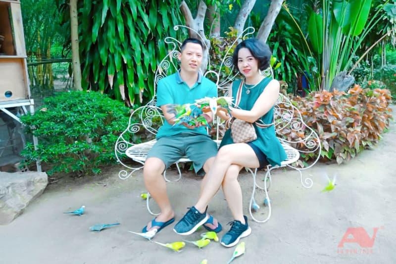 Suối Hoa Lan vịnh Nha Phu Nha Trang